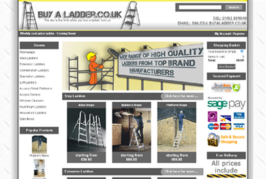Buy A Ladder