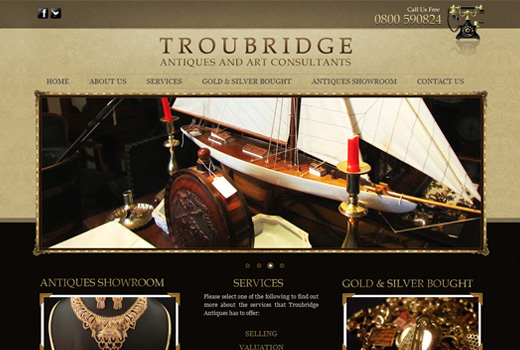Troubridge Antiques